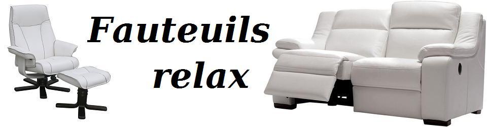 Fauteuils relax
